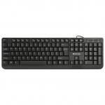 Клавиатура проводная Defender OfficeMate HM-710 RU черный