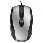 Мышь Defender Optimum MM-140 Black-Silver USB