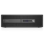 Компьютер HP Europe/EliteDesk 800 G2/SFF (Core i5/6500/3,2 GHz/4 Gb/500 Gb/DVD+/-RW/Graphics/HD 520/256 Mb/Windows 10/Pro/64/DGW7Pro64)