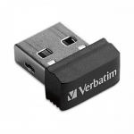 USB Флеш 8GB 2.0 Verbatim 097463 черный